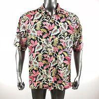 Reyn Spooner  Hawaiian Aloha Shirt  Mens XXL