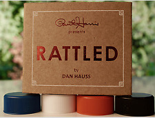 Paul Harris Presents Rattled (Red) by Dan Hauss from Murphy's Magic