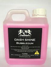 Car Natural Dressing Valeting Dashboard Renovator Dash Shine Interior BUBBLEGUM