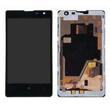 LCD Display Screen Digitizer Touch Assembly + Frame Replace for Nokia Lumia 1020