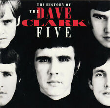 The Dave Clark Five - The History Of The Dave Clark Five 2xCD