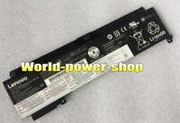 New Genuine 00HW024 00HW025 01AV405 01AV406 SB10J79004 Battery for Lenovo T460S