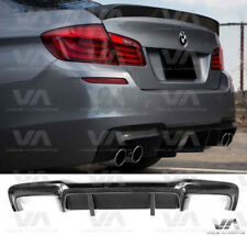 BMW M5 F10 DTM Real Carbono Difusor Trasero 2 fin