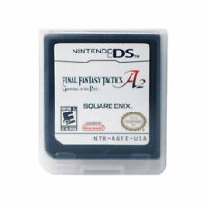 Final Fantasy Tactics A2:Grimoire of the Rift Game Card for 3Ds Lite Ndsi Dsi