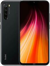 Smartphone Xiaomi Redmi Note 8 4GB 64GB Black Nero Versione Global Banda 20