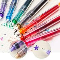 0.5mm Colored Medium Gel Pen Color Ink Rollerball Pen Office School Paint Gift