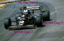 Nigel Mansell JPS Lotus 95T South African Grand Prix 1984 Photograph 4