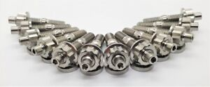 Titanium EXHAUST Manifold Stud Kit T0Y0TA 22R 22RE Hilux 4Runner Celica engines