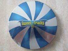 2005 SWEET TRACKS CD Gift Tin BEST BUY Christmas Exclusive 8 Holiday Songs NIP!