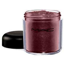 MAC pigmento. nocturna Ciruela de tamaño completo y 7.5g en Caja. libre Post RRP £ 16.50.