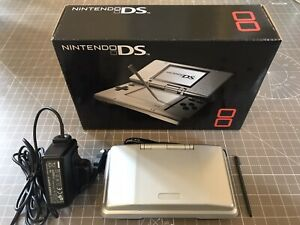 Nintendo DS, Original Model, UK| Boxed with Original Stylus & Charger | Complete