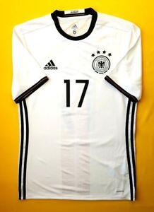 Germany match issue jersey adizero 2016 shirt AI5015 Adidas soccer ig93