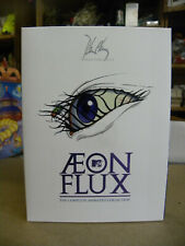 Mtv Paramount Aeon Flux The Complete Animated Collection 3-Disc Set Nm jw