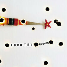 FOUR TET Rounds CD 10 Track (WIGCD126) EUROPE Domino 2003
