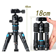 Mini Small DSLR Camera Tripod Table Stand Cell Phone Holder For Canon Nikon Sony