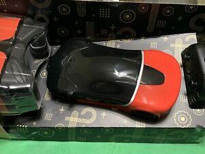FAO SCHWARZ VIRTUAL REALITY REMOTE CONTROL ITALIA RACER CAR TOY SMARTPHONE APP