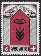 Switzerland Soldier stamp: Parkdienst Supply Units, PAR #2: Parc.Auto.1- sw777
