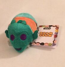 BNWT Disney Parks Star Wars Mini Tsum Tsum Greedo 3 1/2'' plush