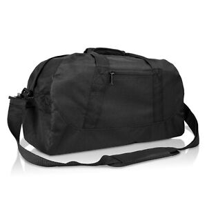 "18"" Medium Duffle Bag Gym Sports Duffel"