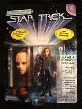 Star Trek 30 Year Collection Voyager Seska as a Cardassian Action Figure MINT