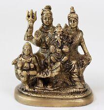 TOLLE SHIVA FAMILY 11 CM HOCH HIMALAYA BUDDHA DANCING NATARAJA  YOGA MEDITATION