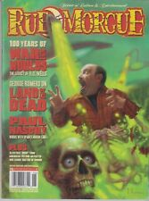 RUE MORGUE MAGAZINE ISSUE 46