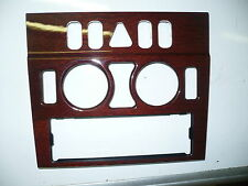 NEW GENUINE MERCEDES E CLASS W210 CHASSIS HEATER FACIA WOODEN CLASSIC MODELS