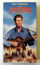 The Fastest Guitar Alive ~ VHS Movie Video Tape ~ Vintage Roy Orbison ~ Rare OOP