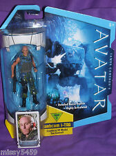 "James Cameron's AVATAR CPL. Lyle Wainfleet Webcam I-Tag 3d Model 3.5"" Figure NIP"