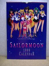 Sailormoon CALENDAR 1999 (Manga/Anime) (Italy)