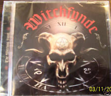 Witchfynde 'The Witching Hour' (cd ).Direct from  label
