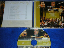 CD YOU RAISE ME UP hour of power DANIEL RODRIGUEZ cathedral singers JAN MULDER