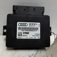 08 09 10 11 12 Audi A4  A5 Q5 parking brake control module OEM 8K0 907 801 H