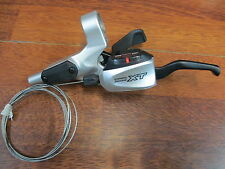 SHIMANO DEORE XT ST-M765 TRIPLE INTEGRATED LEFT SHIFTER HYDRAULIC BRAKE LEVER