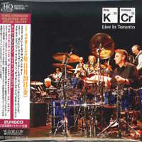 KING CRIMSON-LIVE IN TORONTO NOVEMBER 20TH 2015-JAPAN  2UHQCD I24