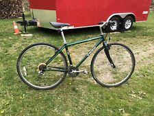 Trek Multtrack 740 Hybrid Bicycle Small Frame