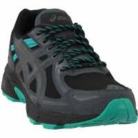 ASICS Gel-Venture 6 SPS  Casual Running  Shoes - Black - Mens