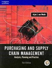 Purchasing and Supply Chain Management: Analysis, Planning and Practice