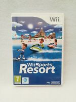 Nintendo Wii Sports Resort game 1-4 players 2009 7+ complete tested and working