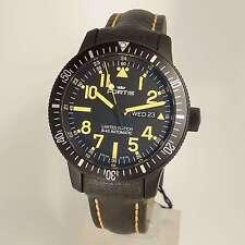 Sportliche mechanisch - (automatische) Armbanduhren mit Saphirglas