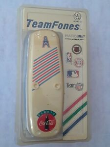 Texas Oilers Telephone TeamFones Vintage Nardi Model 223 Houston Texans