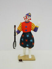 Figurine Collection CBG Mignot Clown Musicien avec Banjo Cirque