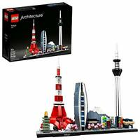 LEGO Architecture Skylines Tokyo Japan 21051 Building Kit 547pcs Jan.1,20
