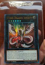 YU-GI-OH! Cyber Dragon Infinity - LEDD-ENB31 - Ultra Rare - 1st Edition