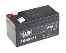 Batteria al piombo ricaricabile 12V, 1.2Ah Fiamm FG-20121
