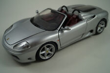 Hot Wheels Modellauto 1:18 Ferrari 360 Spider