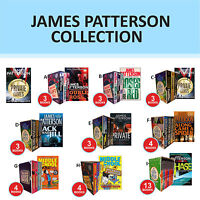 Middle School,Alex Cross Collection By James Patterson Gift Wrapped Set New