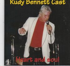 Rudy Bennet Cast-Heart And Soul cd single