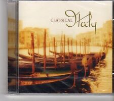 (FH411) Classical Italy, 17 tracks - 2009 sealed CD