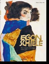 Egon Schiele: Complete Paintings, 1908-1918 by Taschen GmbH (Hardback, 2017)